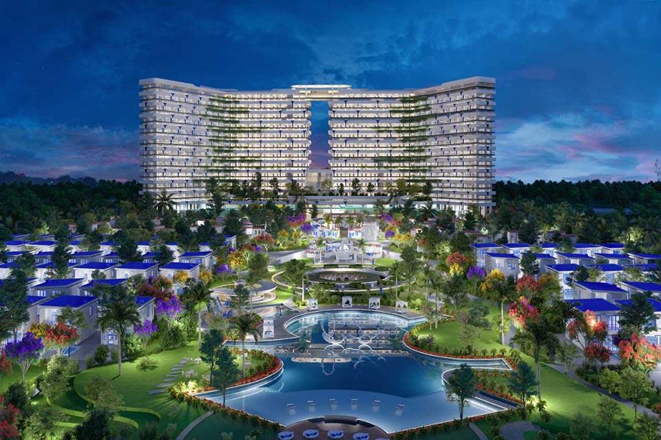 Dự án Căn Hộ - Biệt Thự Cam Ranh Bay Hotels & Resorts