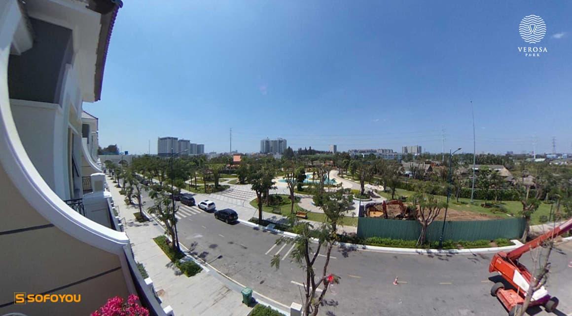 Nhà phố - Biệt thự Verosa Park Khang Điền Quận 9