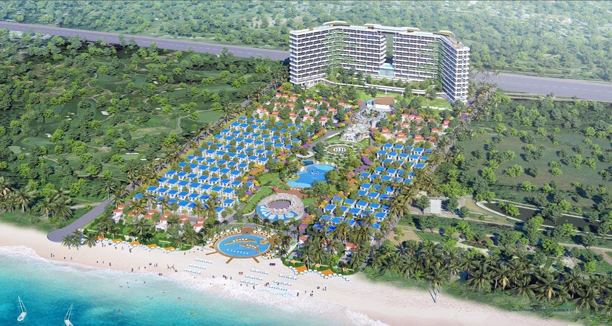 Căn hộ du lịch – Biệt thự biển Cam Ranh Bay Hotels & Resorts