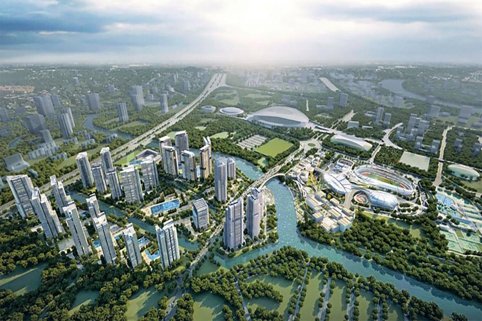 Dự Án Căn Hộ Saigon Sports City Quận 2 - Keepel Land