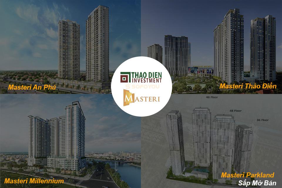 Masteri - Thảo Điền Investment - Thương Hiệu Masterise Homes