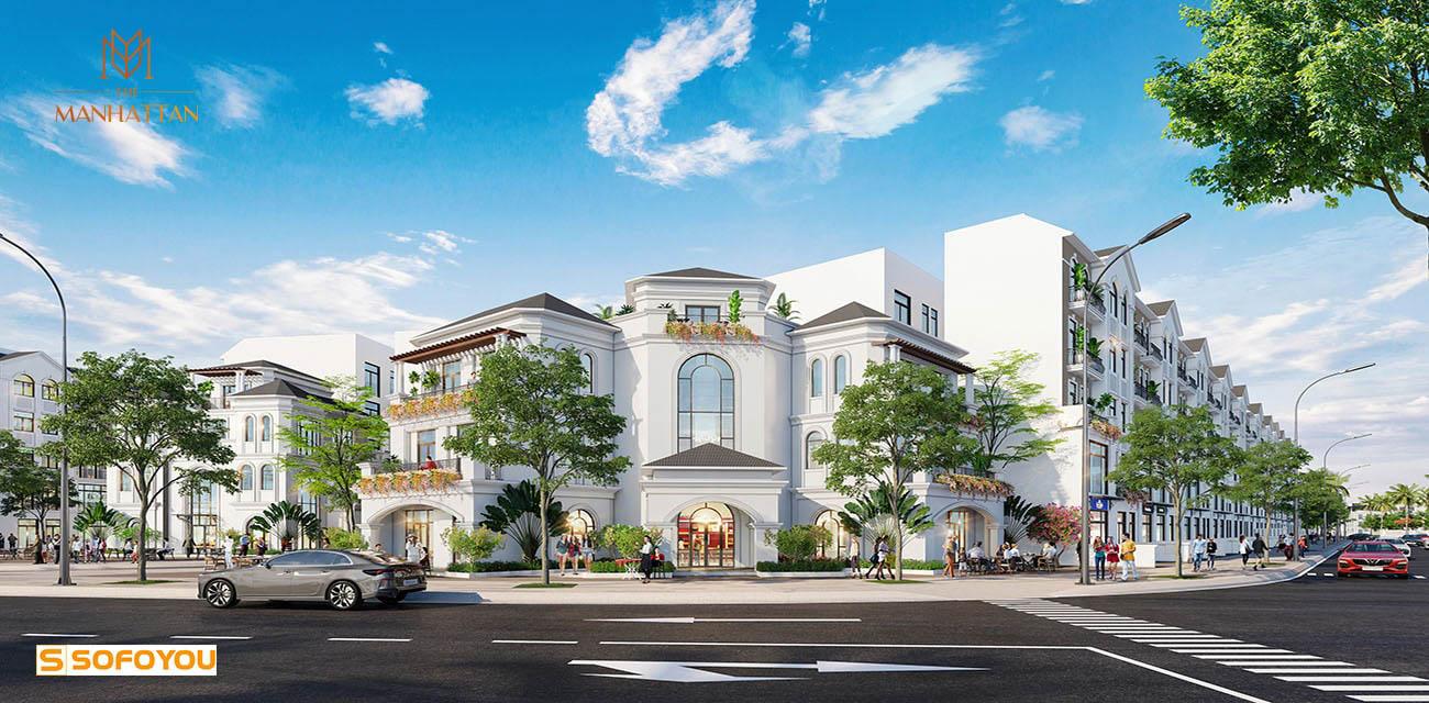Boutique villa Manhattan Vinhomes Grand Park Quận 9