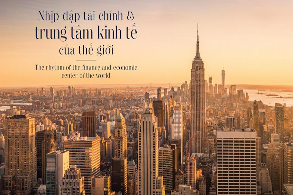 Manhattan trung tâm tài chính