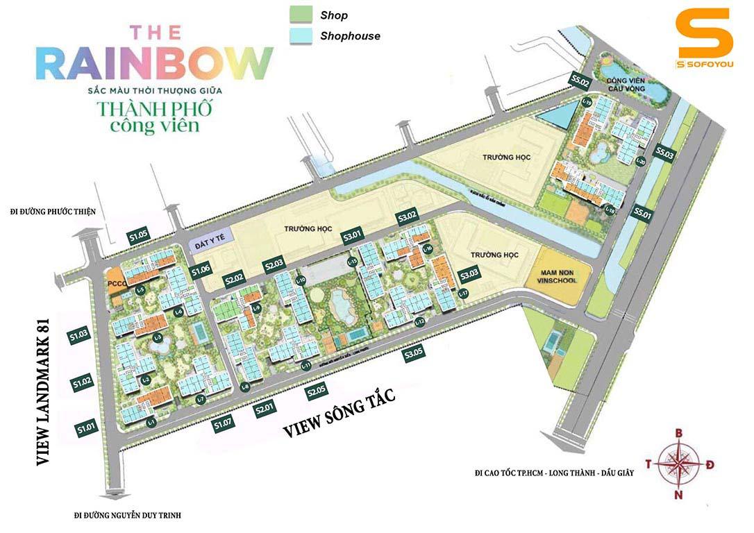 Bán Shophouse Vinhomes Grand Park Quận 9 - Giá Tốt - Kinh Doanh Ngay