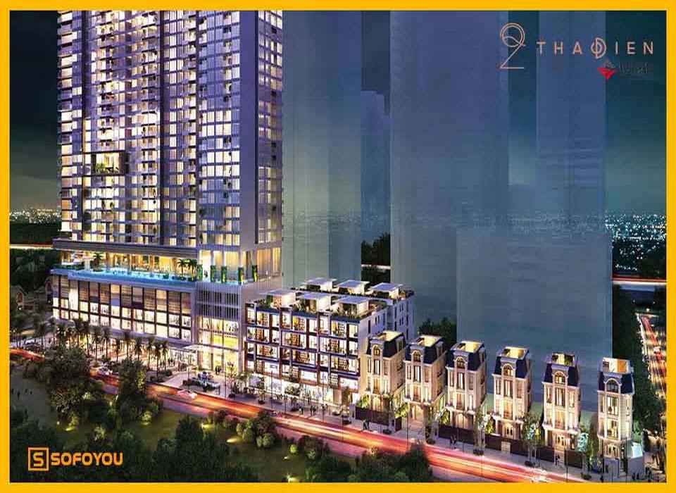 Dự án căn hộ Q2 Thảo Điền Fraser