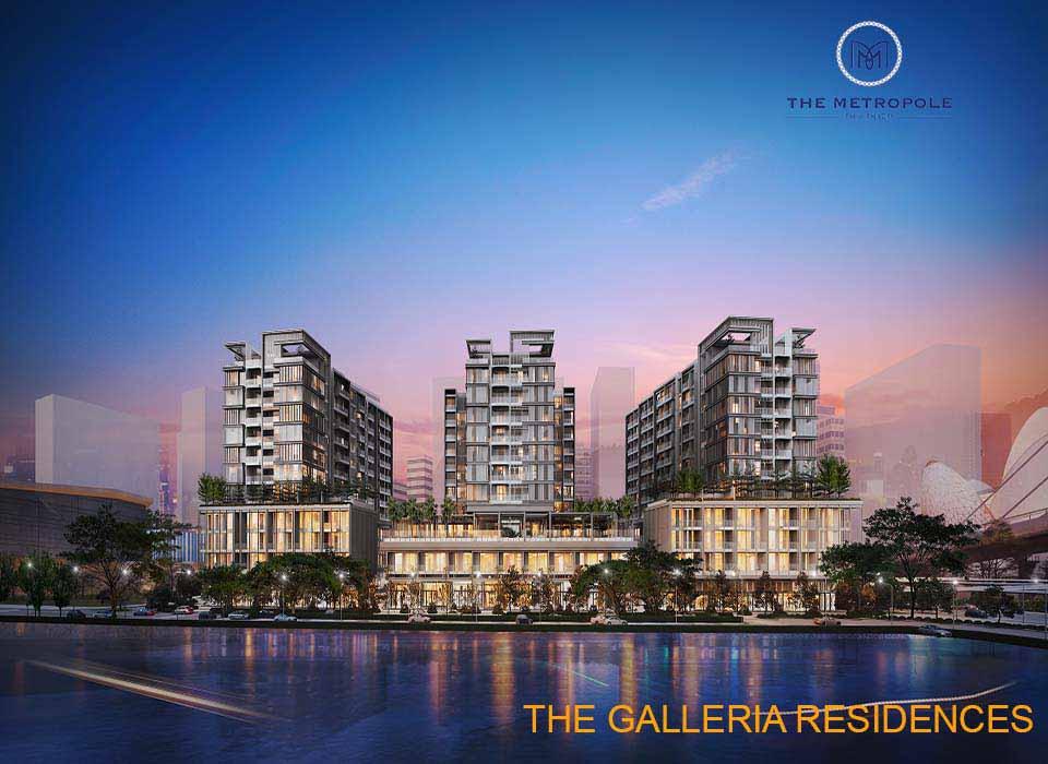 Căn hộ Metropole Thủ Thiêm Galleria Residences Giai Đoạn 1
