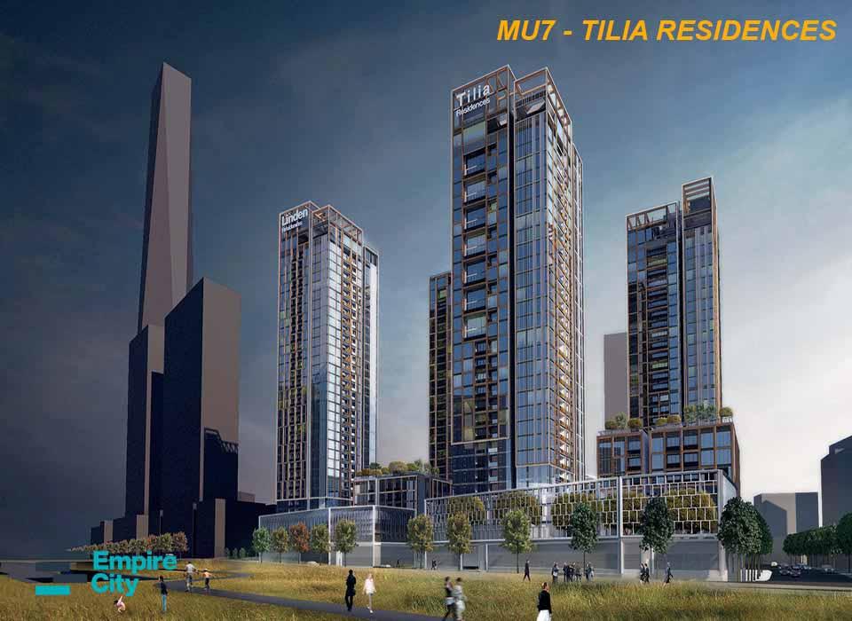 Empire City Mu7 - căn hộ Tilia residences Thủ Thiêm Quận 2