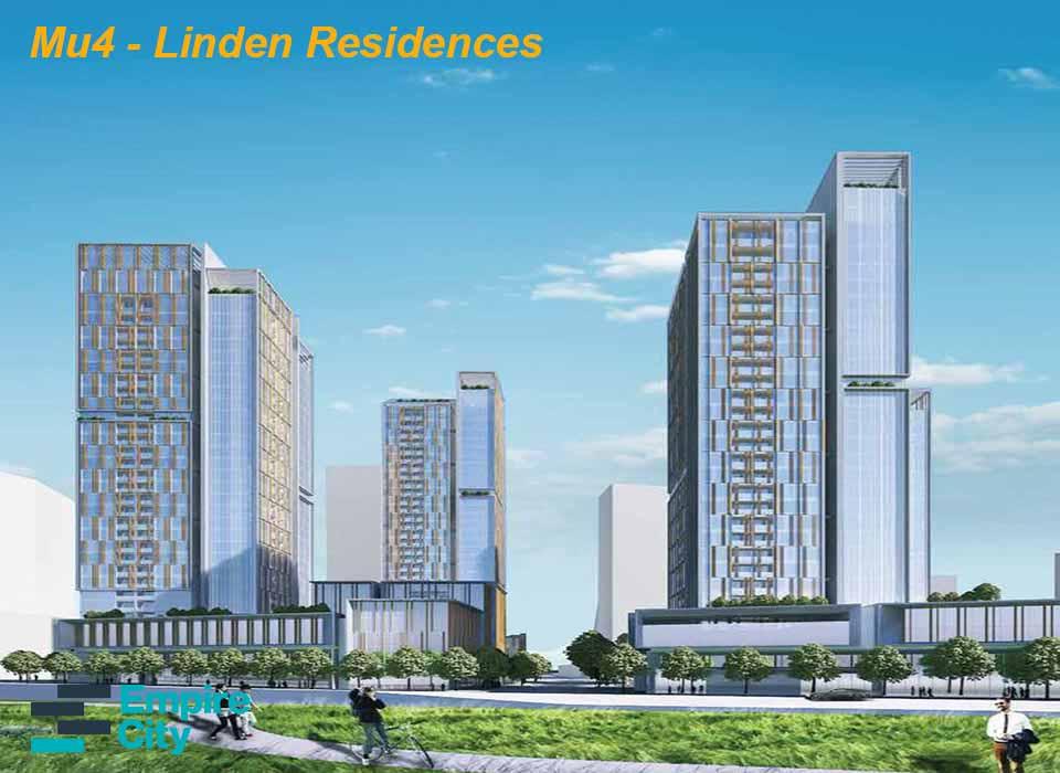 Dự án căn hộ Empire City Mu4 - Linden Residences