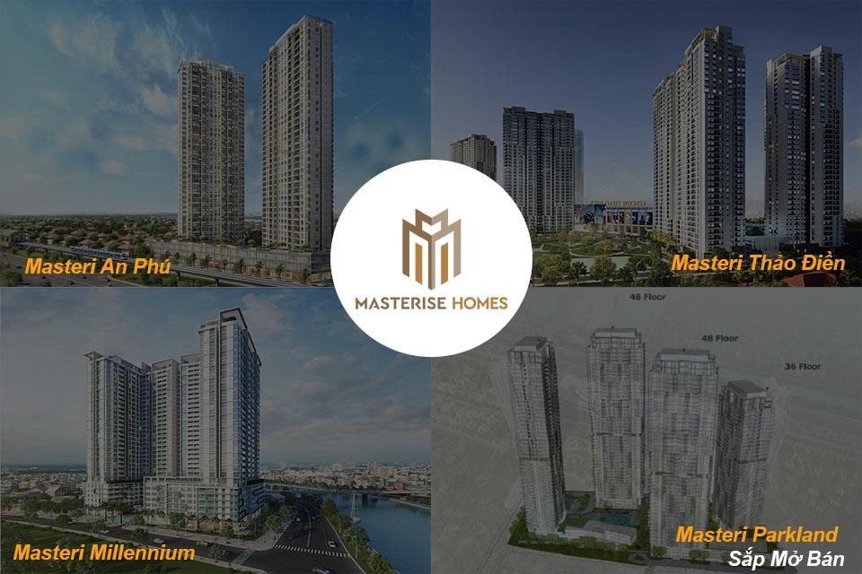Chủ Đầu Tư Masterise Homes còn triển khai dự án nào?