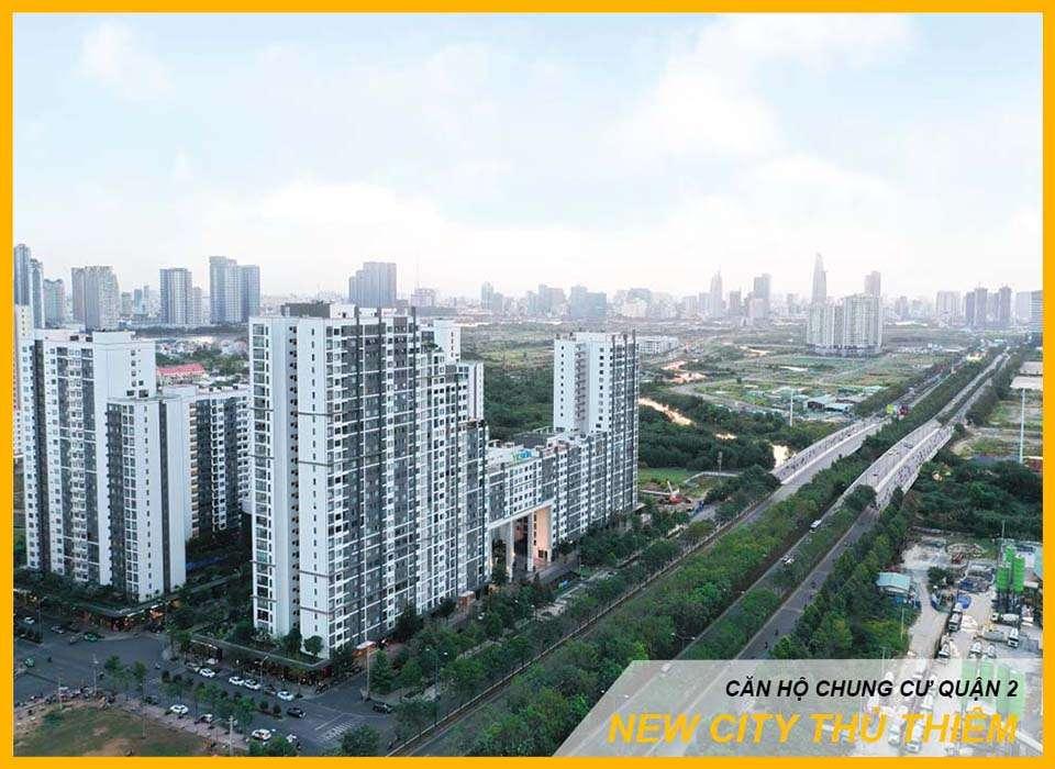 New City Thủ Thiêm Quận 2 - Bán hoặc cho thuê căn hộ chung cư Mai Chí Thọ Q2