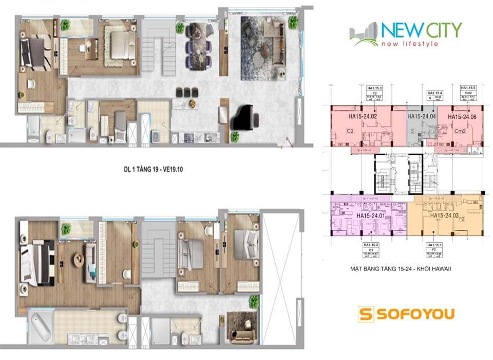 Bán hoặc cho thuê căn hộ Duplex quận 2