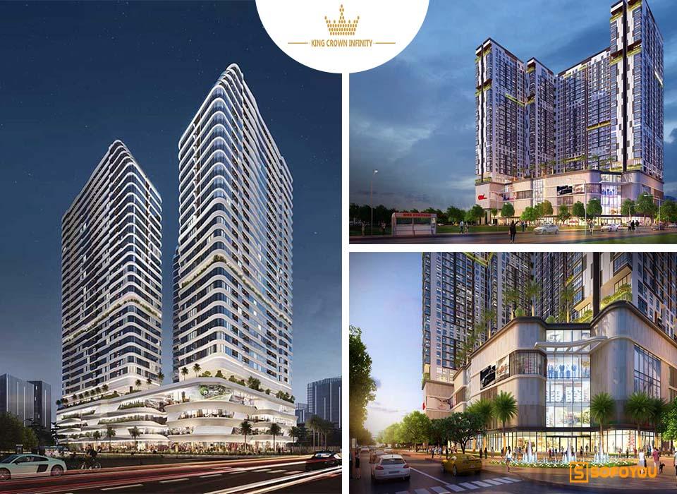 King Crown Infinity - Dự án căn hộ Center Võ văn ngân, Bình thọ, Thủ đức