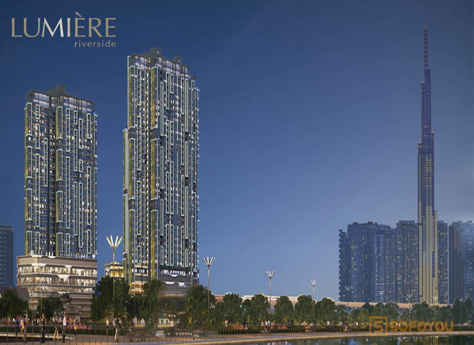 Dự án căn hộ luxury Masteri Lumière Riverside An Phú District 2