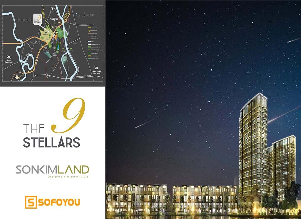 Căn hộ chung cư & Biệt thự 9 Stellars giá dự kiến bao nhiêu?