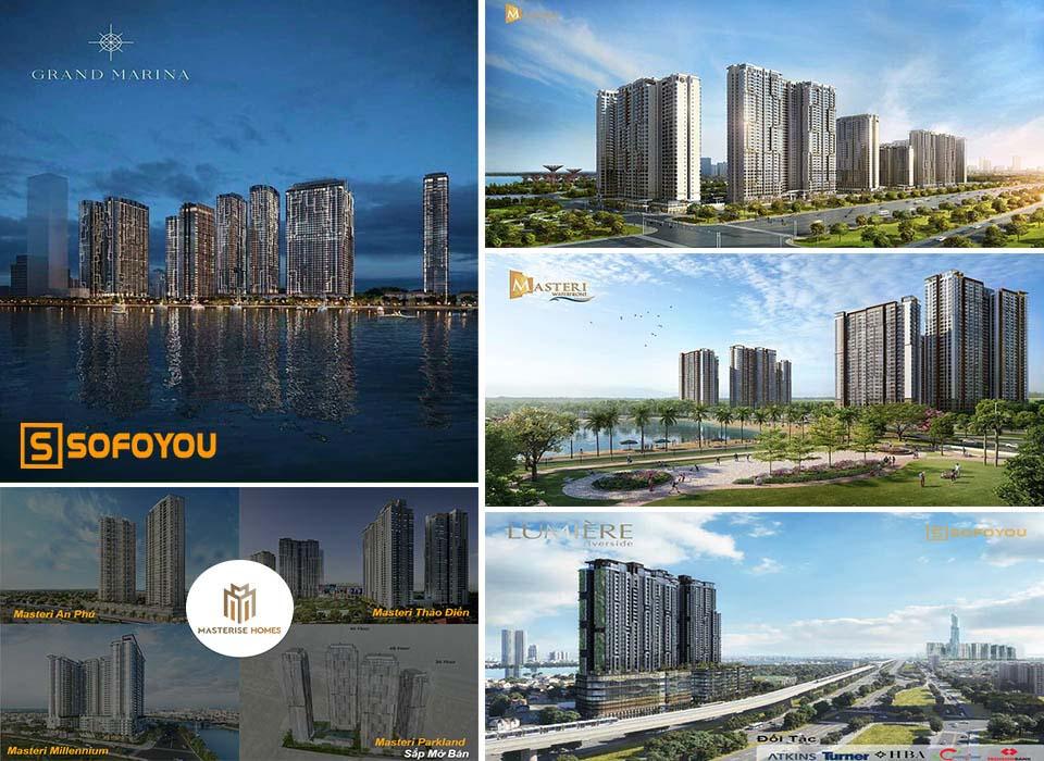 Chủ đầu tư Masterise Homes & Marriott chính thức triển khai Grand Marina Quận 1