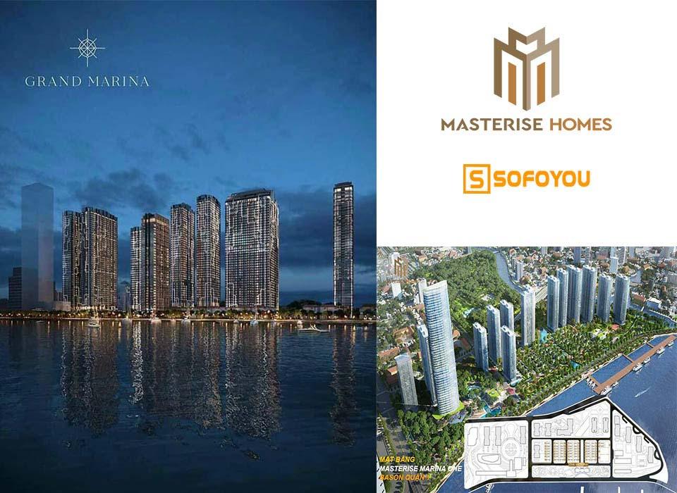 Dự án căn hộ Ultra-Luxury Grand Marina Saigon chuẩn bị mở bán giai đoạn 1