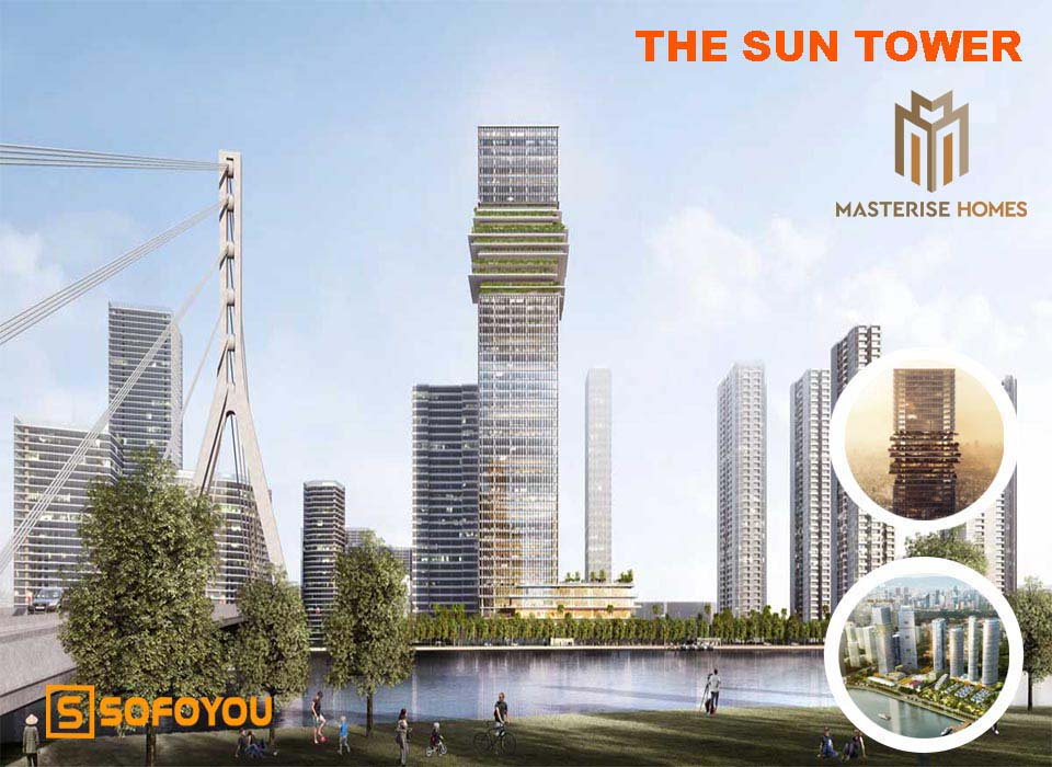 The sun tower Quận 1
