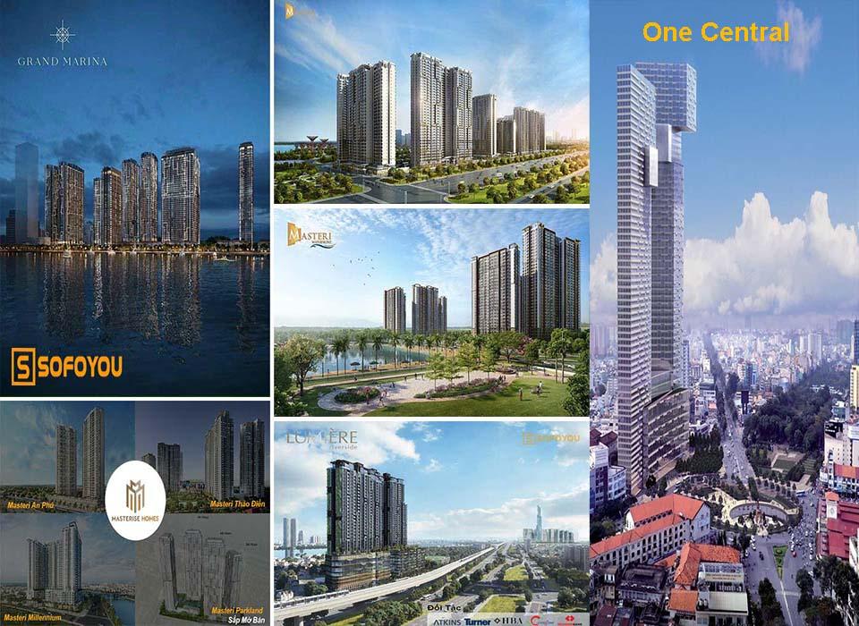 Chủ đầu tư One Central HCM là ai? Đã triển khai dự án nào? uy tín không?