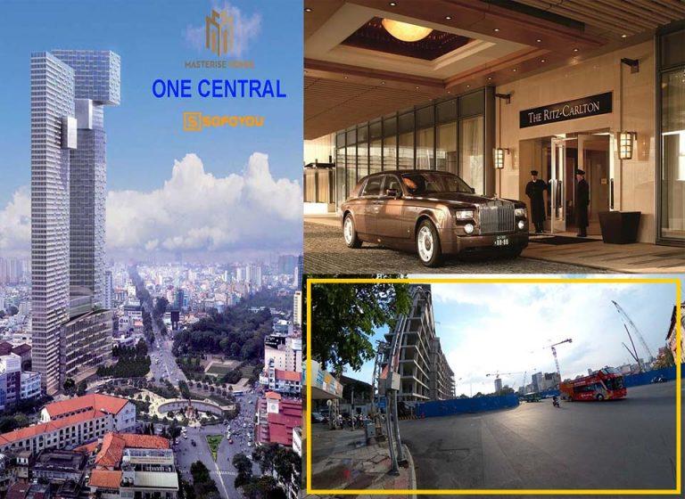 "One Central ""The Ritz-Carlton Saigon"" Masterise Bến Thành, Quận 1, TP HCM"